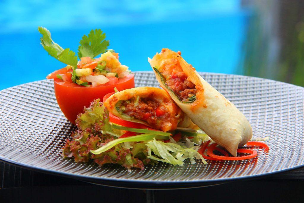 Mediterranean diet health benefits by UK dietitian Azmina Govindji