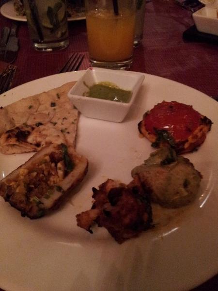 Restaurant Review – Moti Mahal Delux
