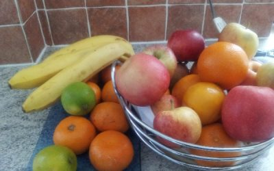 Do you throw away your five-a-day?