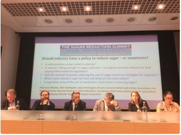10 things I learnt at the Sugar Summit 2015