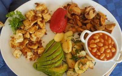 Your vegan breakfast