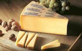 G is for Gruyere