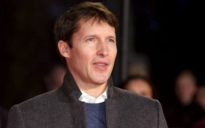 "James Blunt goes ""meat-only"""
