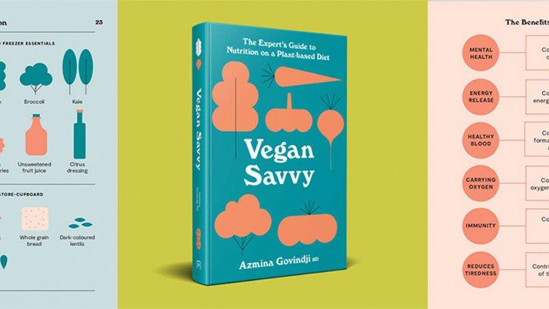 Vegan Savvy Book