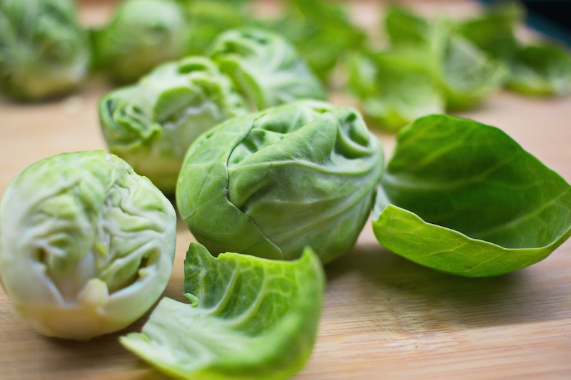 Brussels Sprouts – small but mighty